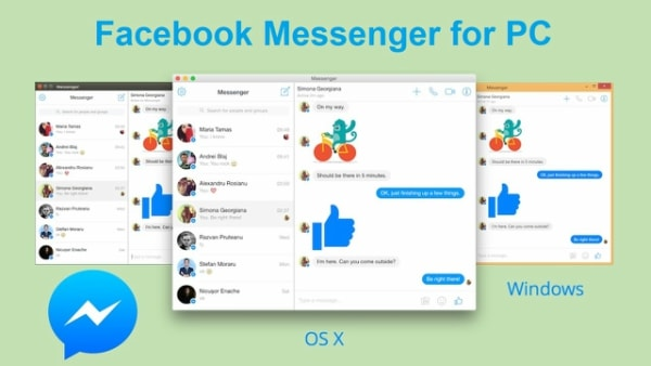 Facebook Messenger for PC Download
