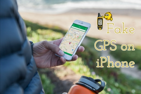 Fake GPS for iPhone