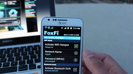 FoxFi APK Download for Android Smartphones