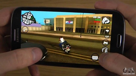 Grand Theft Auto San Andreas for Android
