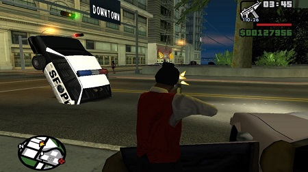 Grand Theft Auto San Andreas Download for Android and PC