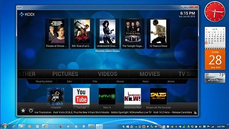 Kodi App for PC Download