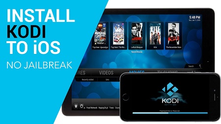 Kodi for iPhone & iPad Download