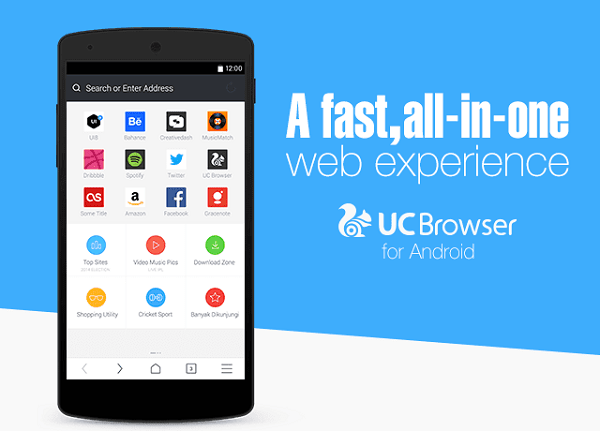 UC Browser APK Download and install