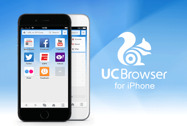 UC Browser for iPhone