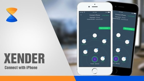 download xender for iphone
