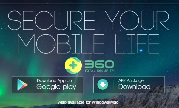 360 Total Security APK Download