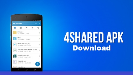 4shared APK Download
