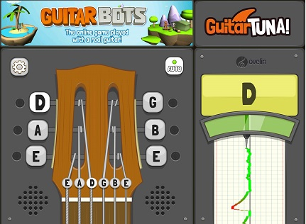 Alternatives to GuitarTuna APK for Android