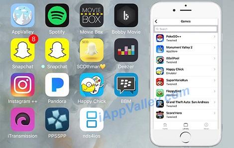 AppValley Download App - No Jailbreak For Free