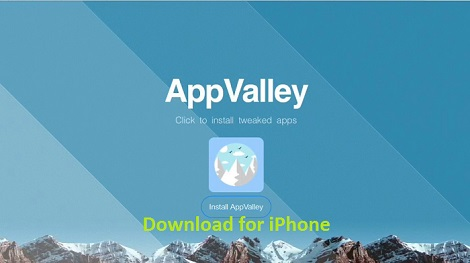 AppValley for iPhone Download