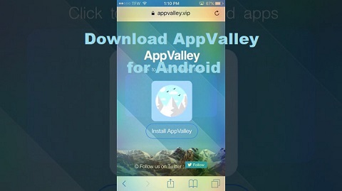 Download AppValley APK for Android
