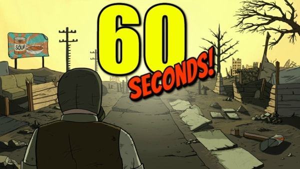 Features of 60 Seconds Game