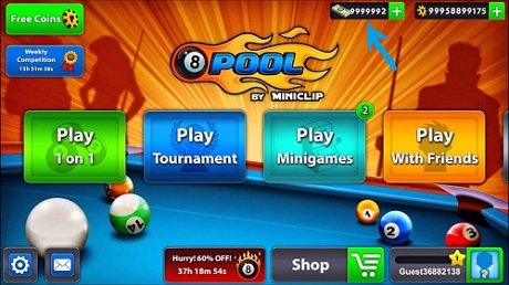 Features of 8 Ball Pool Mod APK