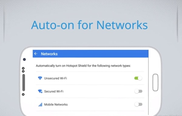 Features of Hotspot Shield