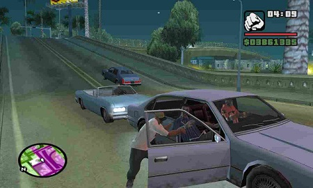 GTA San Andreas for PC Download