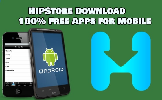 HiPStore Download - 100% Free Apps for Mobile
