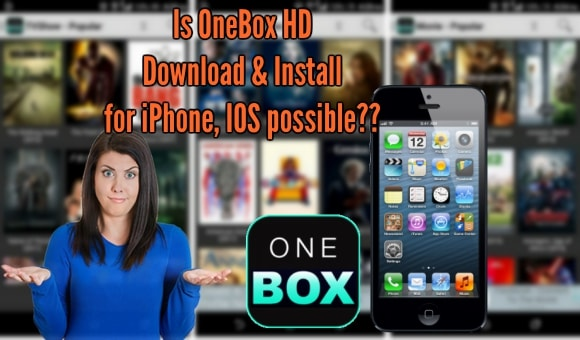 Is OneBox HD for iPhone Possible