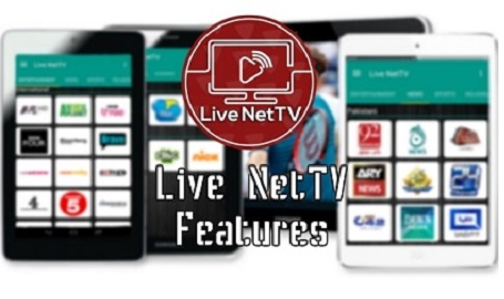 Live NetTV App Features