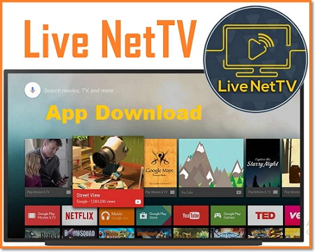 Live NetTV Download App - Live Net TV