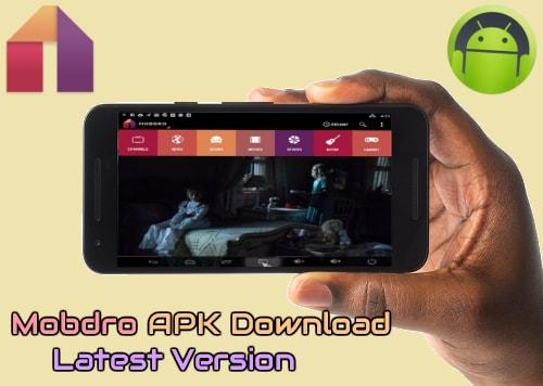 Mobdro APK Download - latest version