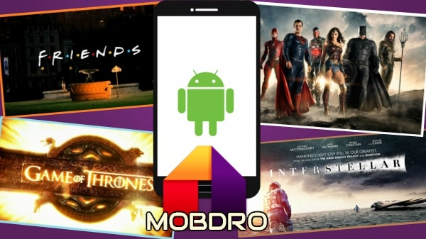 Mobdro Download App for Android and PC