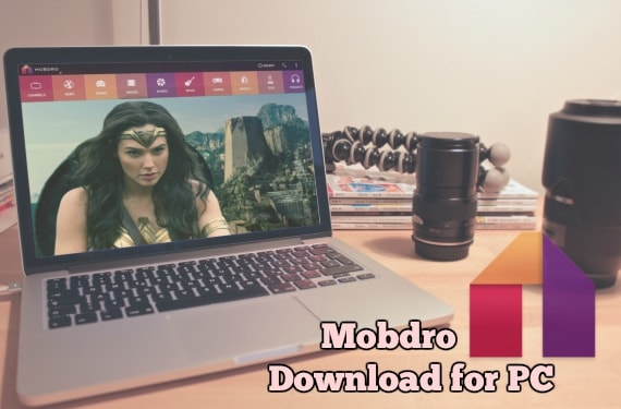 Mobdro Download for PC