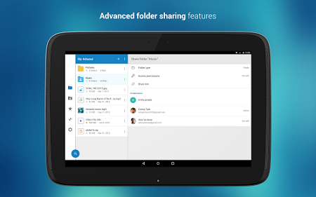 features of 4shared App