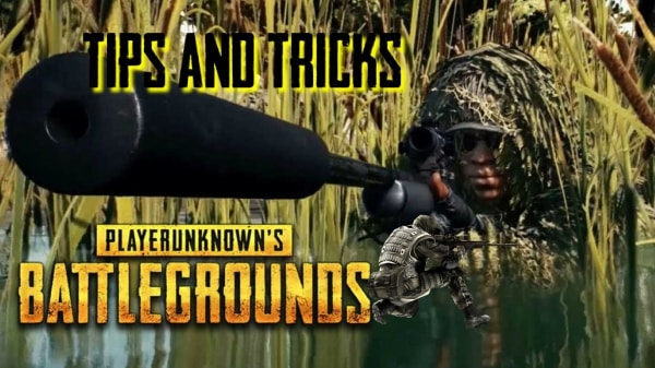 PUBG Mobile Tips, Cheats, and Tricks