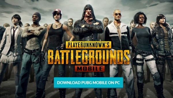 PUBG Mobile for free on PC or laptop